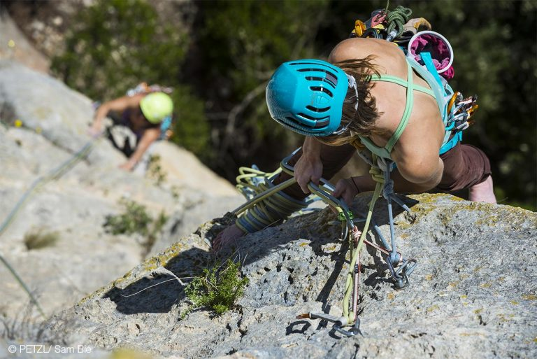 What is Multi Pitch Climbing and What Do You Need for the Same?