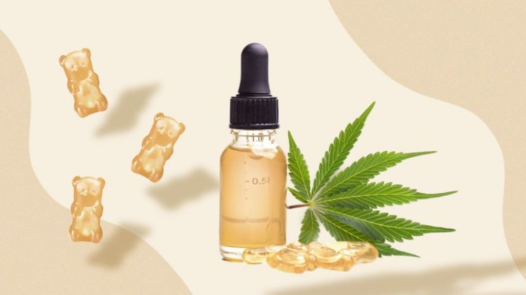 Various Ways Can You Consume CBD Products
