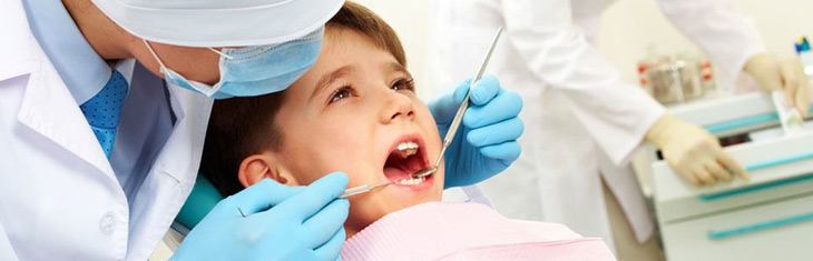 Four Factors to Consider when Choosing a Dentist for Kids