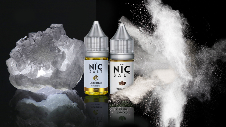 Vaping Guide 101: All You Wanted To Know About Trying Nicotine Salts